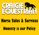 The North Easts Leading Equestrian Consultants Trust the Craigie Family - horses and people are our passion!
